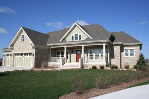 Craftsman style ranch