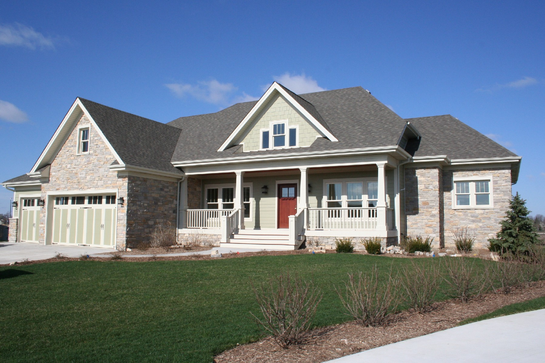 Craftsman for Craftsman home builders