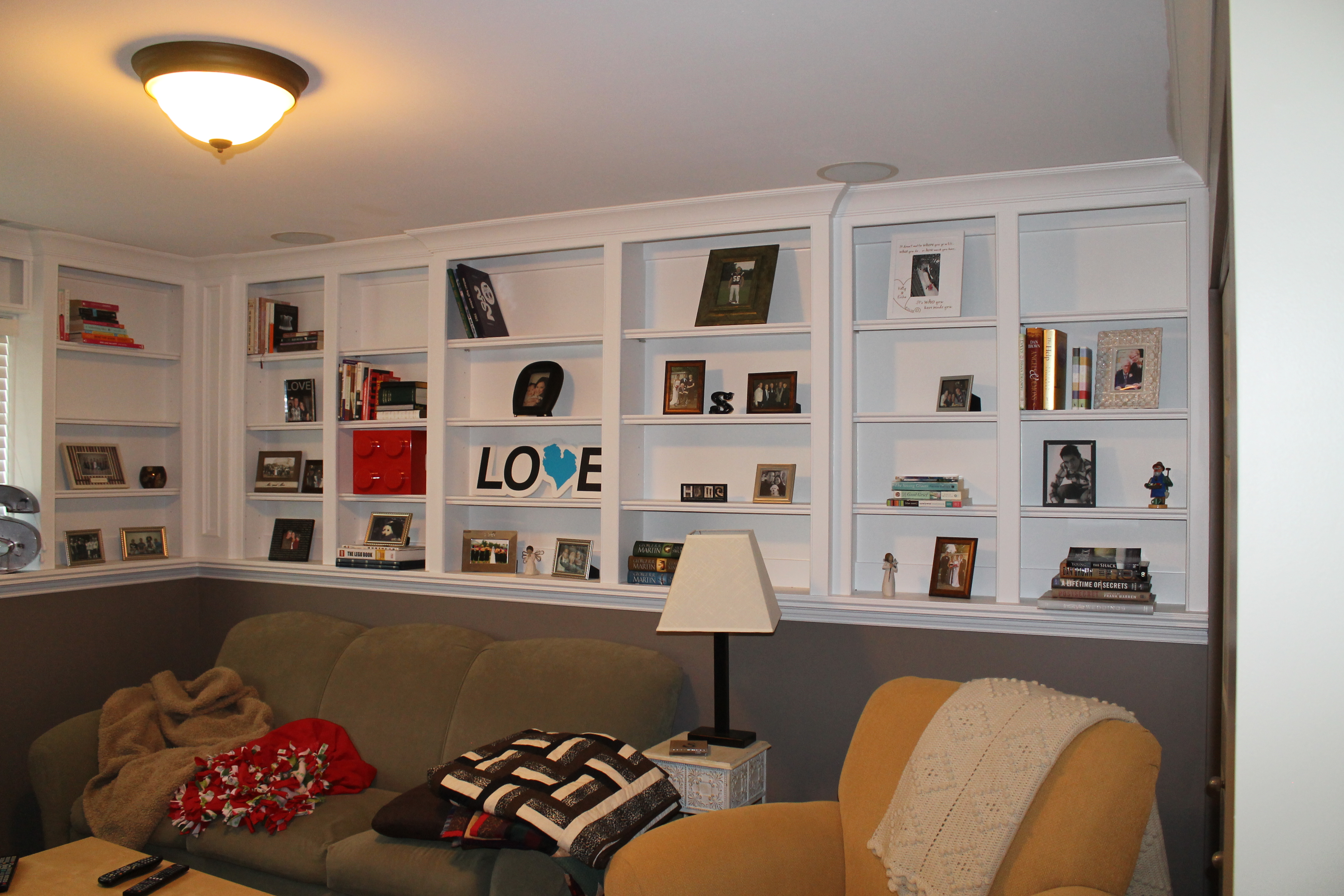 Town Home Personalization